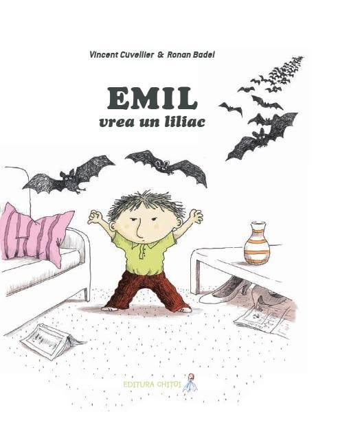 Emil vrea un liliac